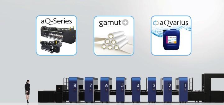 Übersicht über unsere Marken